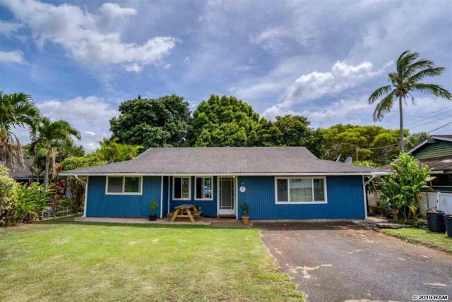 12 Alana Pl, Makawao, HI 96768 (MLS #383876) :: Maui Estates Group