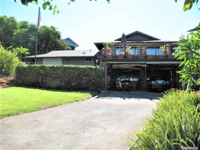 22 Hukilani Pl, Pukalani, HI 96768 (MLS #383885) :: Maui Estates Group