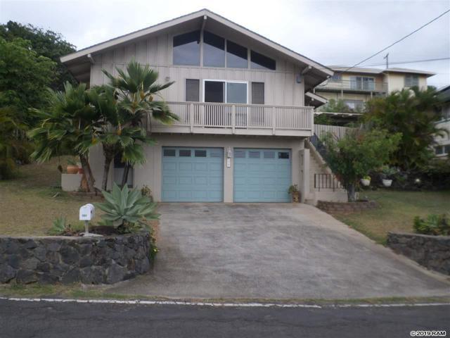 131 Halenani Dr, Wailuku, HI 96793 (MLS #383886) :: Maui Estates Group