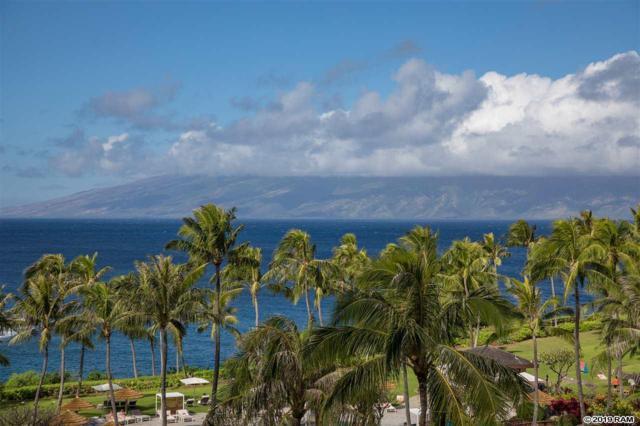 1 Bay Dr #3503, Lahaina, HI 96761 (MLS #383892) :: Elite Pacific Properties LLC