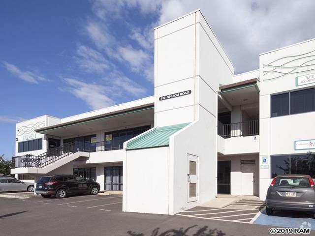 310 Ohukai Rd #315, Kihei, HI 96753 (MLS #384177) :: Maui Estates Group