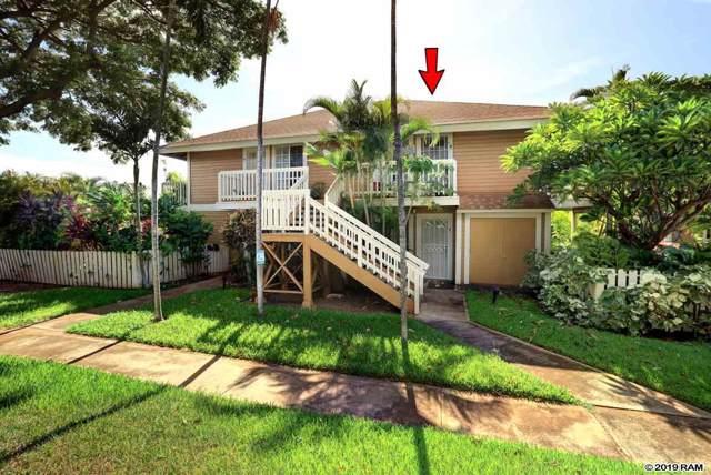 140 Uwapo Rd 27-205, Kihei, HI 96753 (MLS #384180) :: Coldwell Banker Island Properties