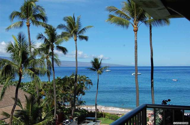 2481 Kaanapali Pkwy 461 S, Lahaina, HI 96761 (MLS #384198) :: Elite Pacific Properties LLC