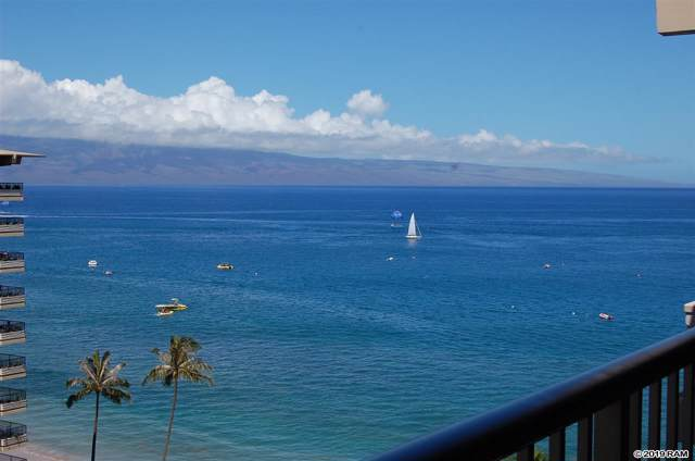 2481 Kaanapali Pkwy 1219 A, Lahaina, HI 96761 (MLS #384205) :: Coldwell Banker Island Properties