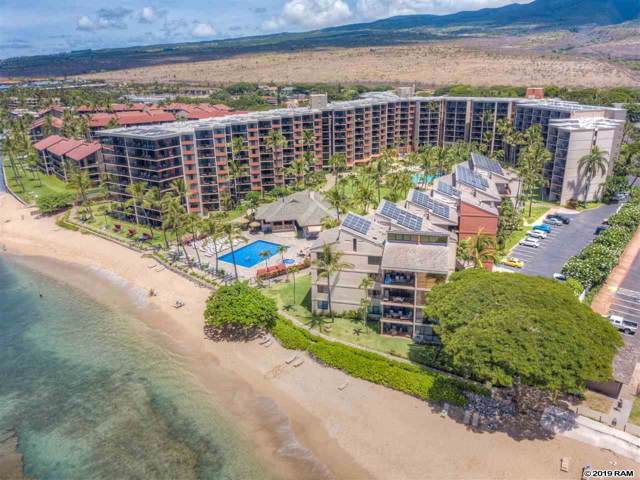 3445 Lower Honoapiilani Rd #107, Lahaina, HI 96761 (MLS #384208) :: Elite Pacific Properties LLC
