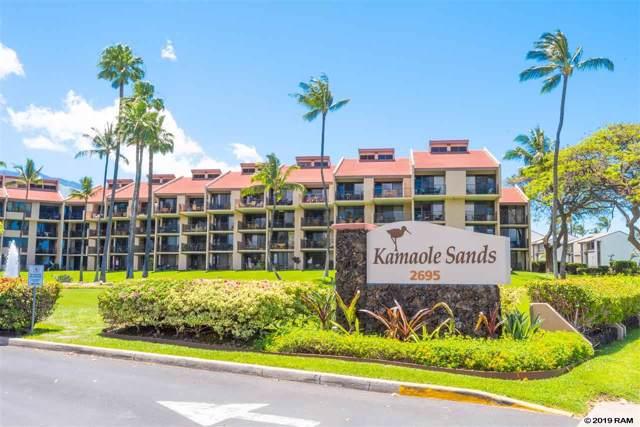 2695 S Kihei Rd 7-104, Kihei, HI 96753 (MLS #384212) :: Maui Estates Group