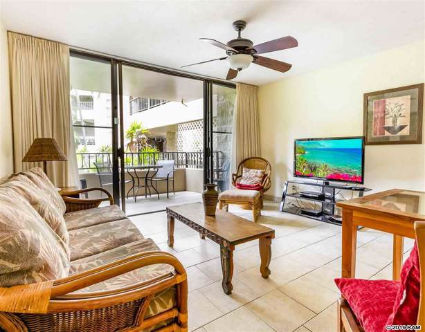 3601 Lower Honoapiilani Rd #220, Lahaina, HI 96761 (MLS #384219) :: Elite Pacific Properties LLC