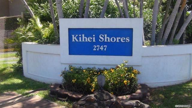 2747 S Kihei Rd C102, Kihei, HI 96753 (MLS #384222) :: Elite Pacific Properties LLC