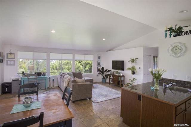810 Upper Ulumalu Rd, Haiku, HI 96708 (MLS #384242) :: Maui Estates Group