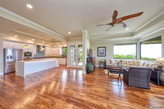 806 Kukia Pl, Kula, HI 96790 (MLS #384251) :: Coldwell Banker Island Properties