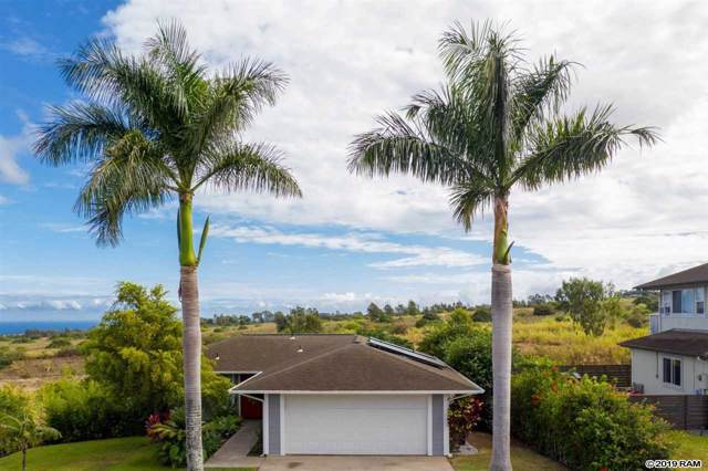 145 Piimauna St, Pukalani, HI 96788 (MLS #384254) :: Maui Estates Group