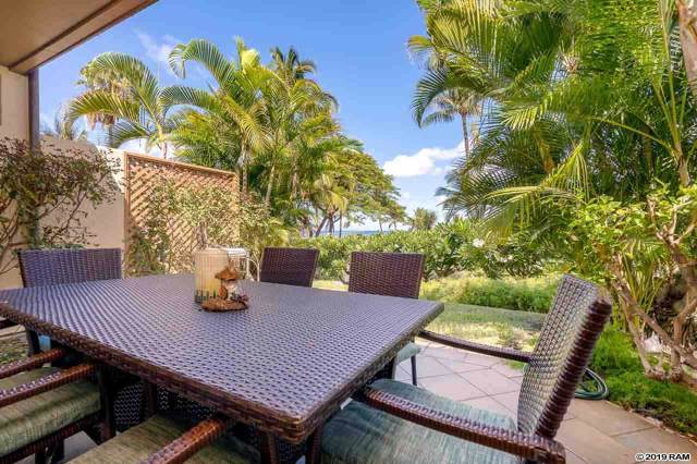 2777 S Kihei Rd A112, Kihei, HI 96753 (MLS #384255) :: Elite Pacific Properties LLC