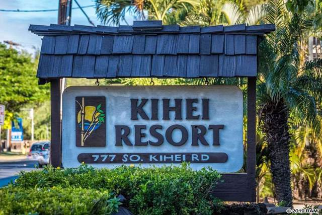 777 S Kihei Rd 128B, Kihei, HI 96753 (MLS #384262) :: Maui Estates Group