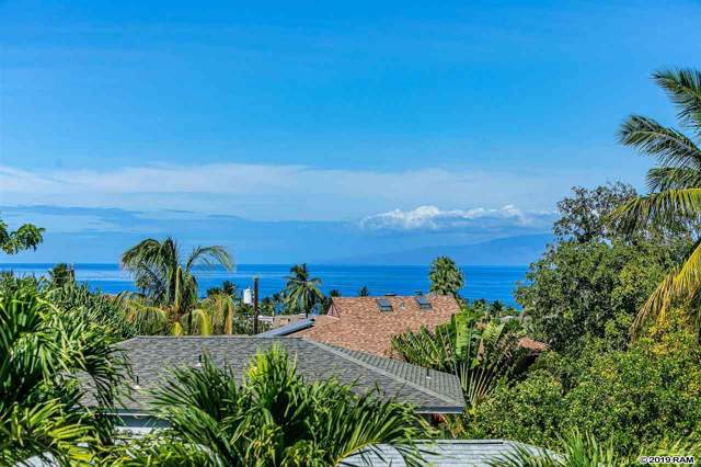 285 Ohina Pl, Kihei, HI 96753 (MLS #384293) :: Elite Pacific Properties LLC