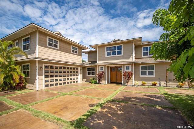 1104 Kahaapo Loop, Kihei, HI 96753 (MLS #384300) :: Elite Pacific Properties LLC