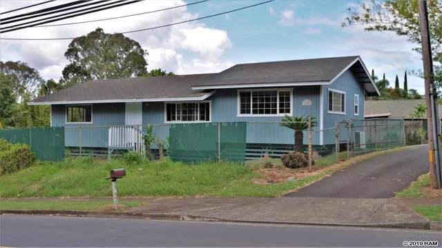 1255 Makawao Ave, Makawao, HI 96768 (MLS #384306) :: Elite Pacific Properties LLC