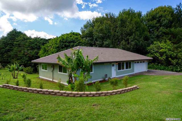 1200 Ehu Rd B, Makawao, HI 96768 (MLS #384313) :: Maui Lifestyle Real Estate