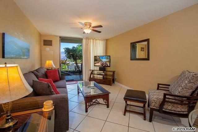 938 S Kihei Rd #108, Kihei, HI 96753 (MLS #384319) :: Elite Pacific Properties LLC