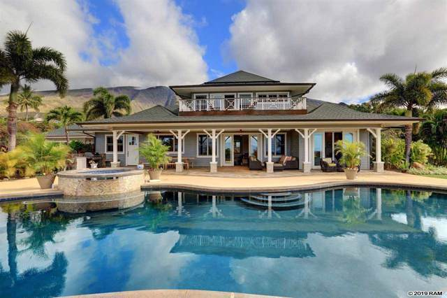 500 Kai Hele Ku St, Lahaina, HI 96761 (MLS #384321) :: Maui Estates Group