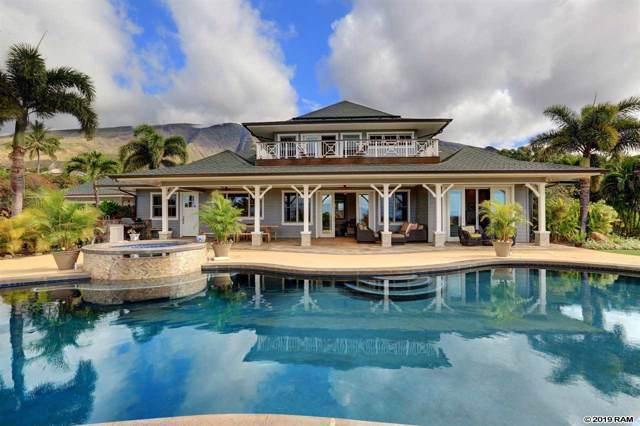 500 Kai Hele Ku St, Lahaina, HI 96761 (MLS #384321) :: Coldwell Banker Island Properties