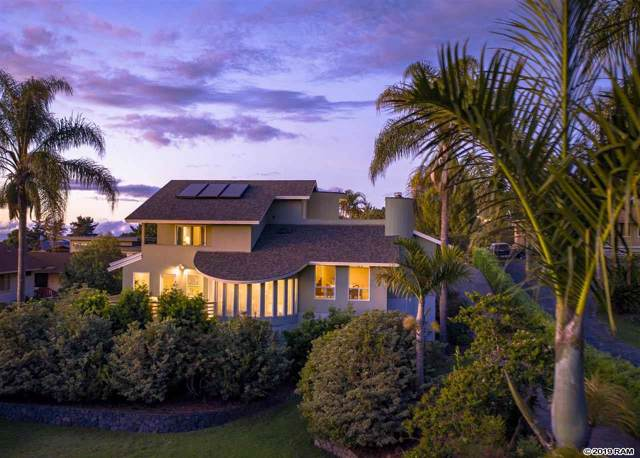 185 Ainakula Rd, Kula, HI 96790 (MLS #384325) :: Maui Estates Group