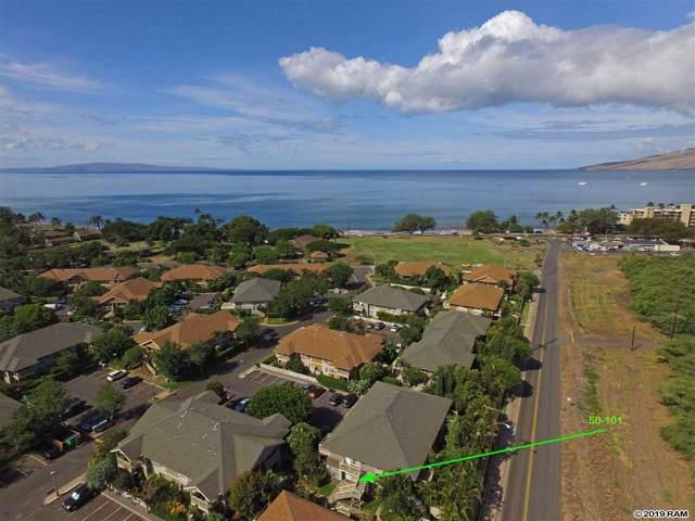 140 Uwapo Rd 50-101, Kihei, HI 96753 (MLS #384327) :: Coldwell Banker Island Properties