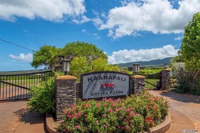 2575 Aina Mahiai St, Lahaina, HI 96761 (MLS #384328) :: Keller Williams Realty Maui