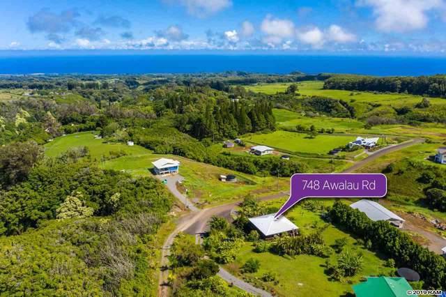 748 Awalau Rd A, Haiku, HI 96708 (MLS #384330) :: Maui Estates Group