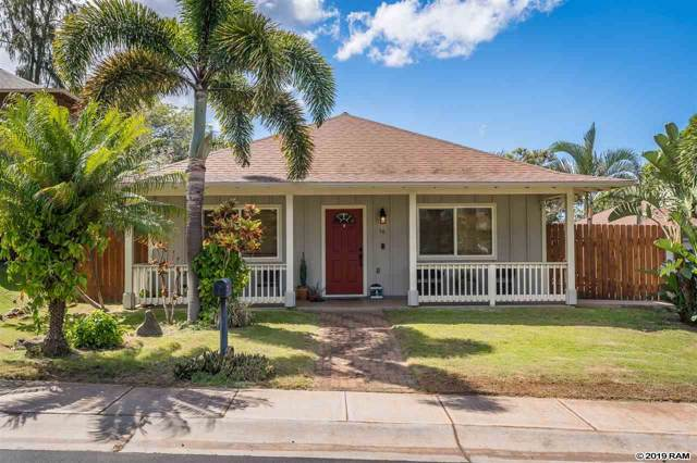 16 Hooiki Pl, Kihei, HI 96753 (MLS #384337) :: Maui Estates Group