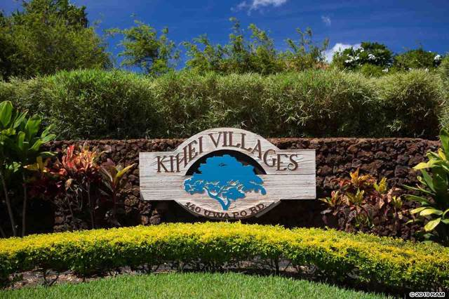 140 Uwapo Rd 31-203, Kihei, HI 96753 (MLS #384345) :: Elite Pacific Properties LLC