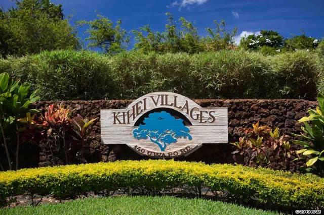 140 Uwapo Rd 31-203, Kihei, HI 96753 (MLS #384345) :: Coldwell Banker Island Properties