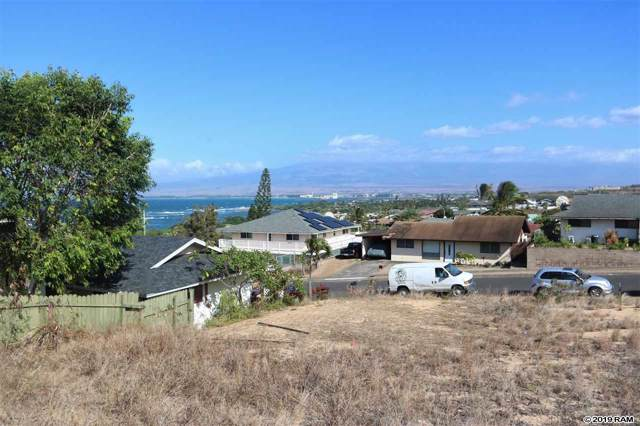 750 Aukai St, Wailuku, HI 96793 (MLS #384351) :: Keller Williams Realty Maui