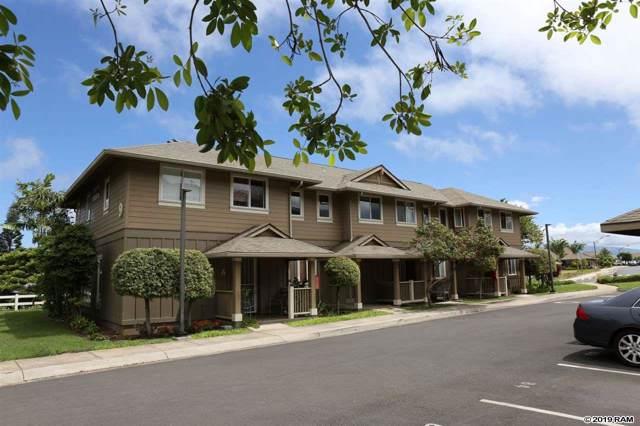 39 Kaalea Dr 9B, Wailuku, HI 96793 (MLS #384352) :: Maui Estates Group