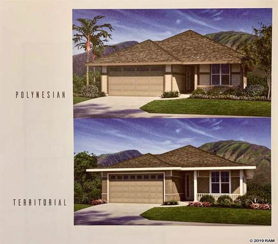 285 Puaehu St Lot 16, Wailuku, HI 96793 (MLS #384356) :: Elite Pacific Properties LLC