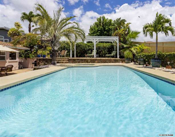 30 Ponana St, Kihei, HI 96753 (MLS #384374) :: Maui Estates Group