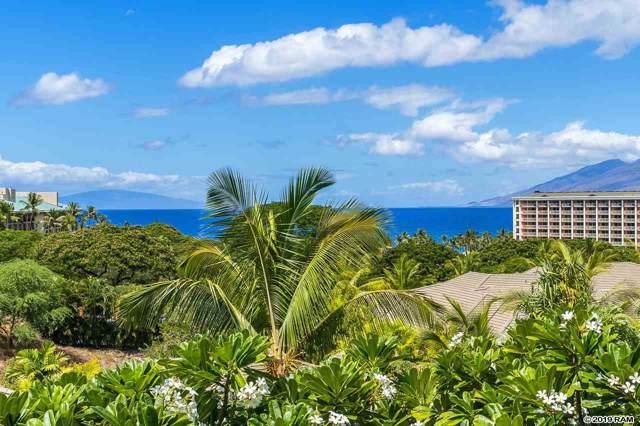 21 Kiloa St O4, Kihei, HI 96753 (MLS #384389) :: Elite Pacific Properties LLC