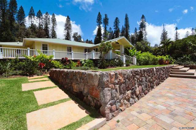 438 Hau Dr, Lanai City, HI 96763 (MLS #384400) :: Elite Pacific Properties LLC