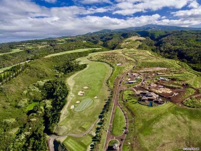 320 Mahana Ridge St #24, Lahaina, HI 96761 (MLS #384409) :: Maui Estates Group