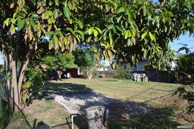 408 Waiehu Beach Rd, Wailuku, HI 96793 (MLS #384417) :: Steven Moody