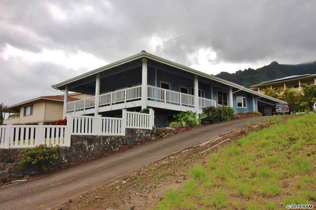 552 Kualau St, Wailuku, HI 96793 (MLS #384419) :: Maui Estates Group