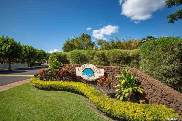 140 Uwapo Rd 55-204, Kihei, HI 96753 (MLS #384420) :: Maui Estates Group