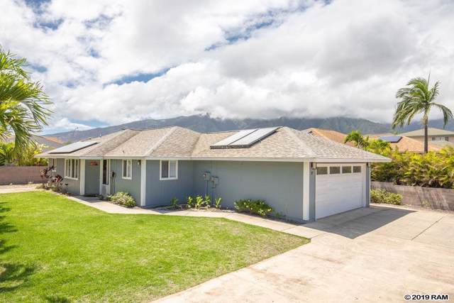 37 Kealohilani St, Kahului, HI 96732 (MLS #384422) :: Elite Pacific Properties LLC