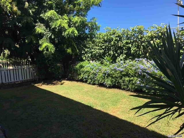 55 Waiaka Ln 34-101, Wailuku, HI 96793 (MLS #384424) :: Coldwell Banker Island Properties