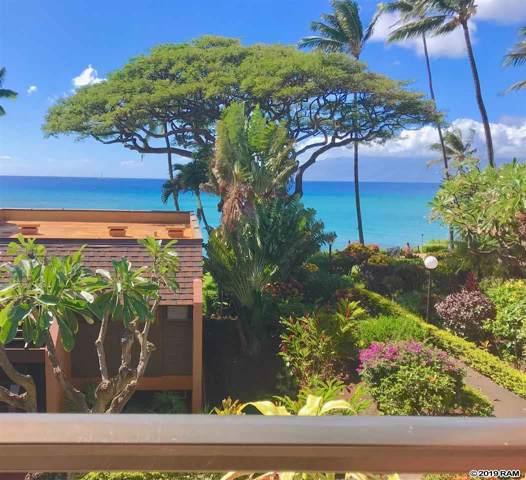 3959 Lower Honoapiilani Rd #512, Lahaina, HI 96761 (MLS #384444) :: Maui Estates Group