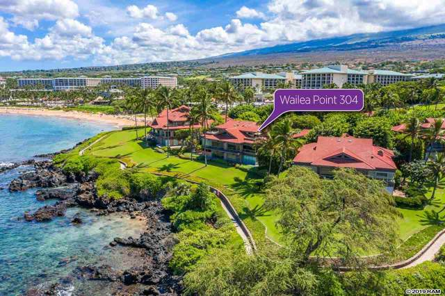 4000 Wailea Alanui Dr #304, Kihei, HI 96753 (MLS #384449) :: Elite Pacific Properties LLC
