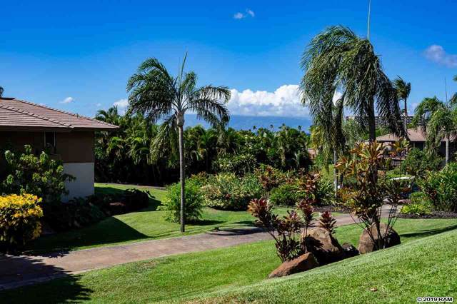 2661 Kekaa Dr D-106, Lahaina, HI 96761 (MLS #384453) :: Maui Estates Group