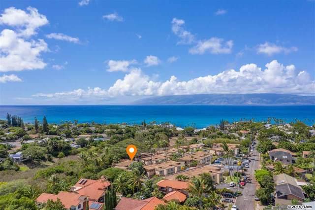 120 Hui Rd F H4, Lahaina, HI 96761 (MLS #384455) :: Maui Estates Group