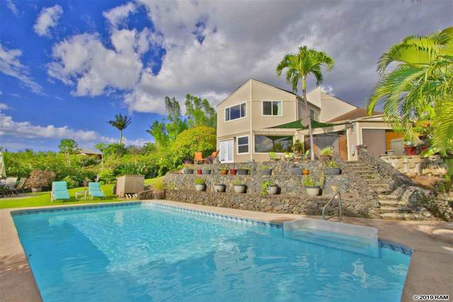 292 Hiolani St, Makawao, HI 96768 (MLS #384460) :: Coldwell Banker Island Properties