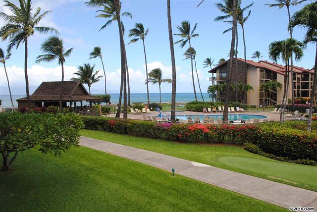 3543 Lower Honoapiilani Rd E206, Lahaina, HI 96761 (MLS #384466) :: Maui Estates Group