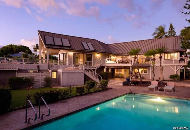 40 Hale Alii Pl, Kihei, HI 96753 (MLS #384470) :: Elite Pacific Properties LLC
